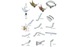 EXHAUST SYSTEM AND ACCESSORIES