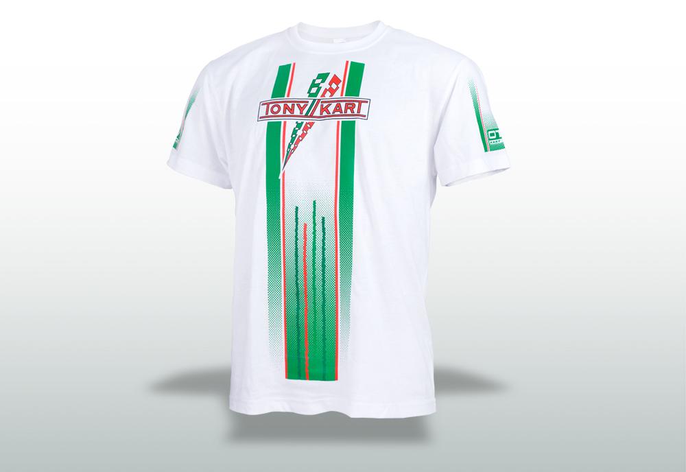 Kartevolution Com Cotton T Shirt Tony Kart