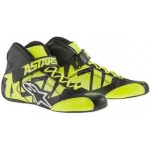 Shoes Tech 1-K Nera Yello Fluo