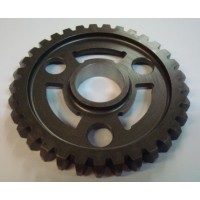 19 - GEAR, 1ST COUNTERSHAFT 33T WHITE